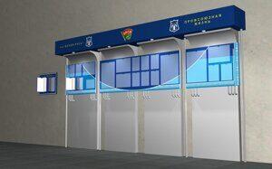 Как выбрать информационный стенд для помещения?